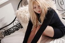 4Minute Kim HyunA InStyle Magazine October 2015 Photoshoot Fashion