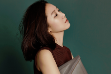 Korean Actress Gong Hyo Jin Vincis W Korea Magazine September 2015 Photoshoot