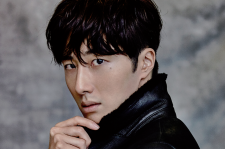 Korean Actor Jung Il Woo Vogue Magazine September 2015 Photoshoot