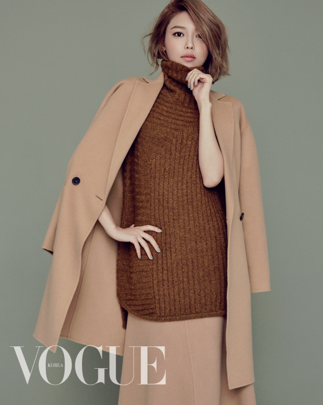Girls 39 Generation 39 S Sooyoung Is A Classic Winter Lady For