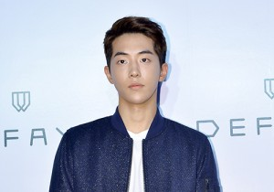 Nam Joo Hyuk Attends DEFAYE Launching Event