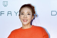 2ne1's Sandara Park Attends DEFAYE Launching Event