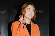 Yoon Ha attends HaHa and Byul's wedding