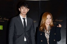 2AM Seulong and Im Jeong Hee attends Haha & Byul's wedding