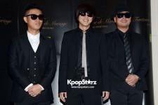 Yoon Do Hyun, Gaery, Gil attends HaHa and Byul's Wedding
