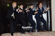 'Infinite Challenge' Entire Cast Members Attends Haha's Wedding