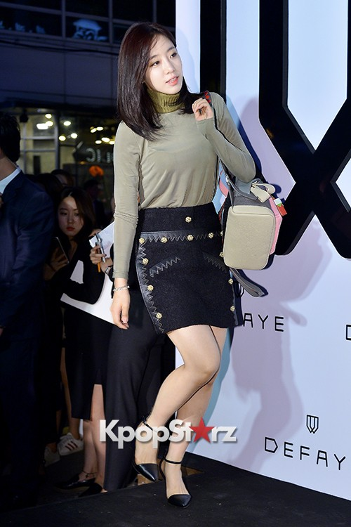 T-ara's Eunjung Attends DEFAYE Launching Event key=>2 count19