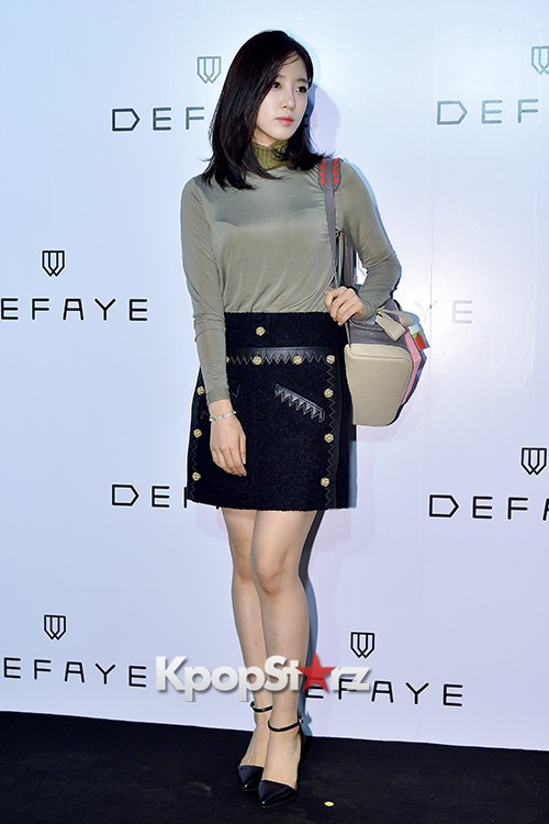 T-ara's Eunjung Attends DEFAYE Launching Event key=>5 count19