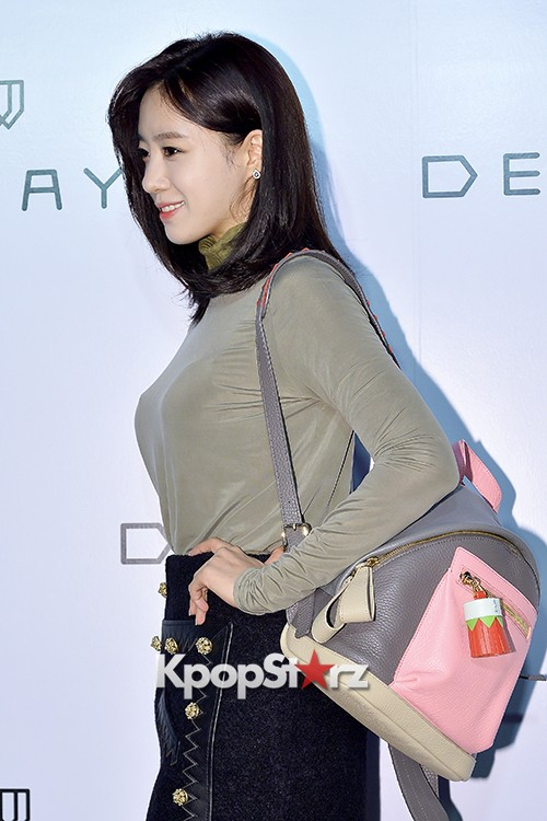 T-ara's Eunjung Attends DEFAYE Launching Event key=>7 count19