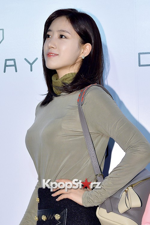 T-ara's Eunjung Attends DEFAYE Launching Event key=>8 count19