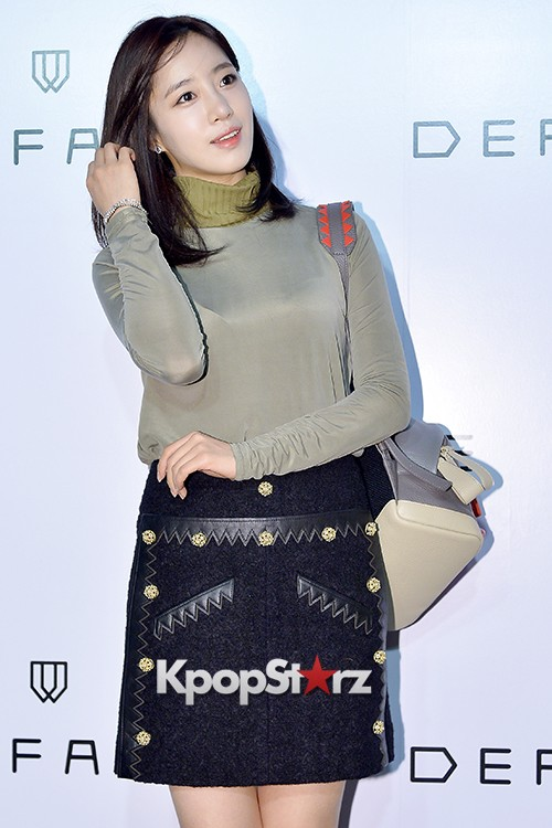 T-ara's Eunjung Attends DEFAYE Launching Event key=>11 count19