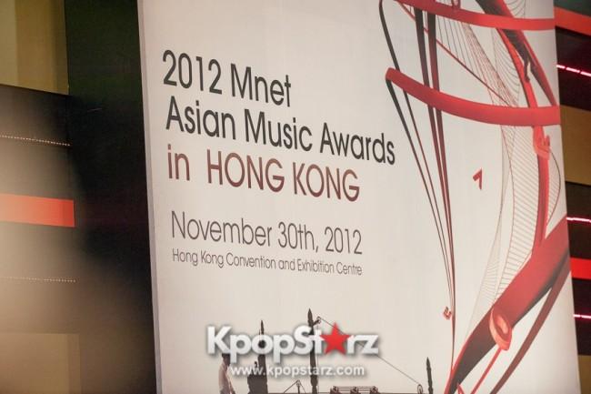 MAMA 2012 in Hong Kongkey=>2 count109
