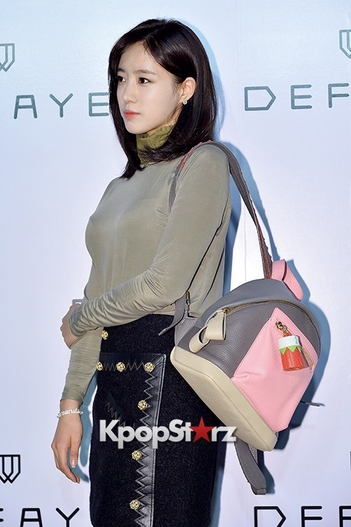 T-ara's Eunjung Attends DEFAYE Launching Event key=>16 count19