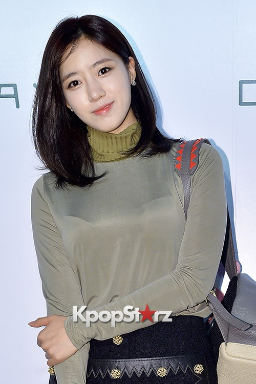 T-ara's Eunjung Attends DEFAYE Launching Event key=>18 count19