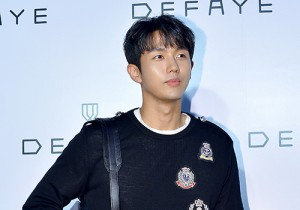2AM's Seulong Attends DEFAYE Launching Event
