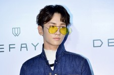 SHINee's Key Attends DEFAYE Launching Event