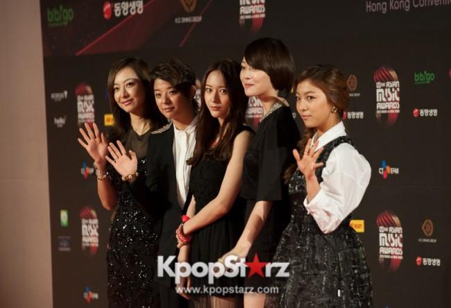 MAMA 2012 in Hong Kongkey=>26 count109