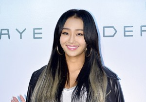 SISTAR's Hyorin Attends DEFAYE Launching Event