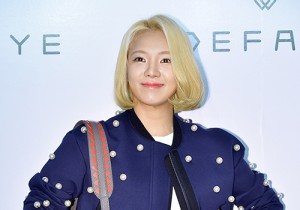 Girls Generation[SNSD] Hyoyeon Attends DEFAYE Launching Event
