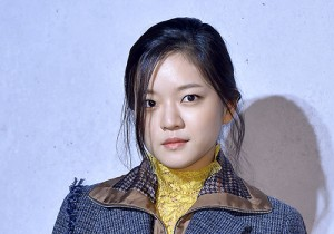 Go Ah Sung Attends Acne Studios Launching Event