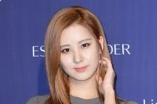 Girls Generation[SNSD] Seohyun Attends Estée Lauder Launching Event