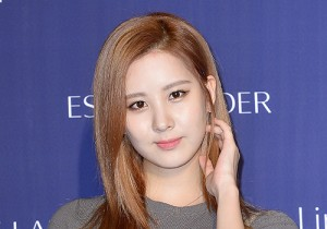 Girls Generation[SNSD] Seohyun Attends Estée Lauder Launching Event