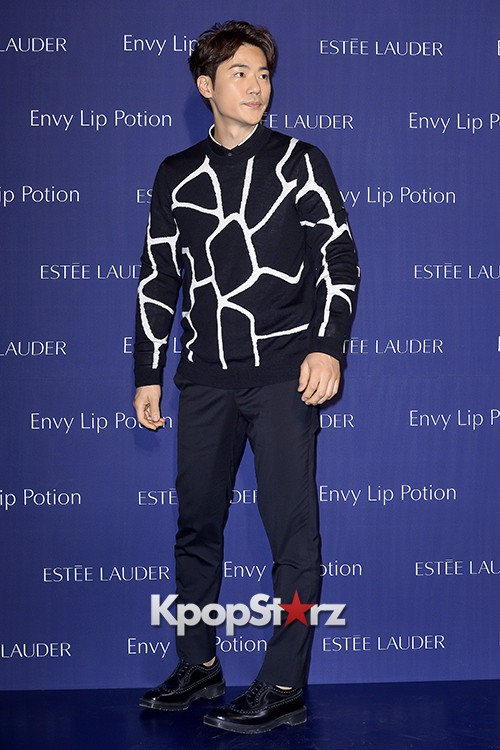 Kim Kang Woo Attends Estée Lauder Launching Event key=>1 count6