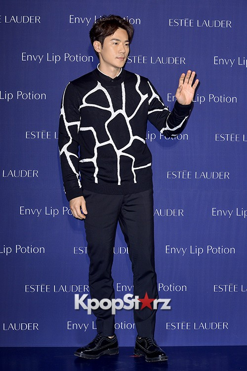 Kim Kang Woo Attends Estée Lauder Launching Event key=>3 count6