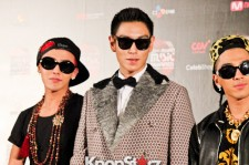 BIGBANG at MAMA 2012 Grand Winners Press Con