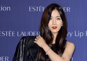 Rainbow's Hyunyoung Attends Estée Lauder Launching Event