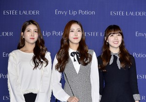 Girl Friends Attends Estée Lauder Launching Event