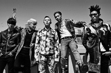 Big Bang is selected as one of the most powerful acts in Korean entertainment.