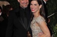 Jesse James and Sandra Bullock in 2010.