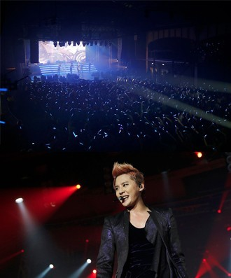Junsu Successfully Concludes World Tour in Germanykey=>2 count1