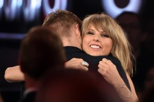 Calvin Harris and Taylor Swift.