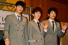 2AM in Malaysia Press Conference