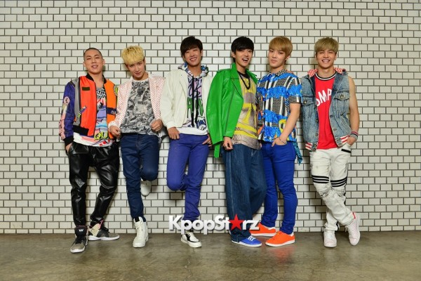 Cross Gene Exclusive Photo Shoot With KpopStarz Japan - September 2015 [PHOTOS]key=>4 count28