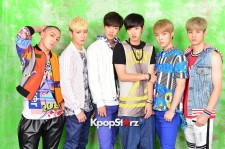 Cross Gene Exclusive Photo Shoot With KpopStarz Japan - September 2015 [PHOTOS]