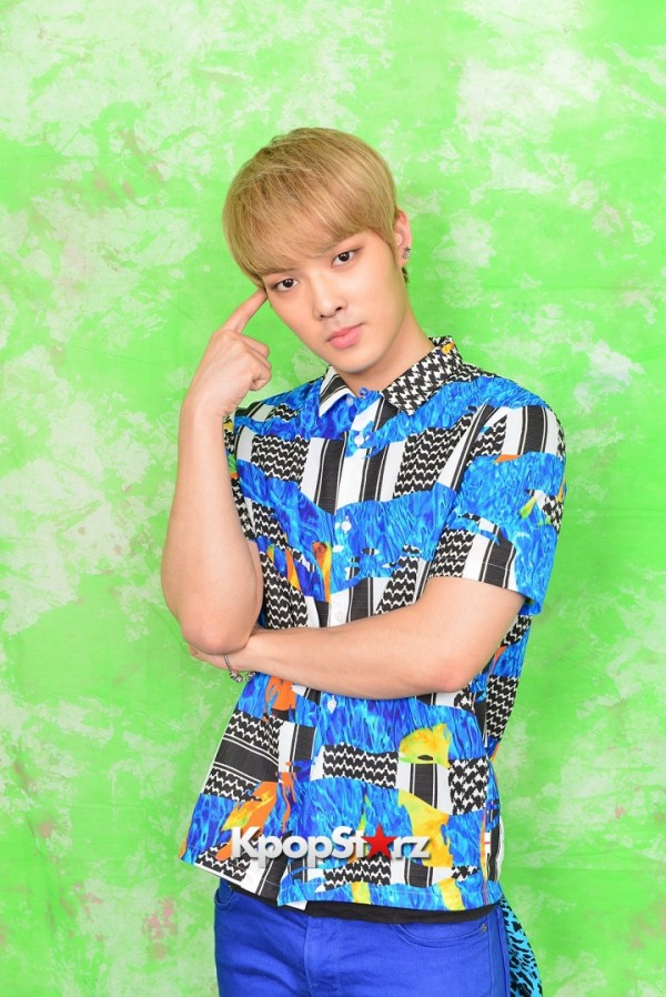 Cross Gene Exclusive Photo Shoot With KpopStarz Japan - September 2015 [PHOTOS]key=>26 count28