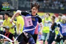 BTS at the Idol Star Athletics Championship