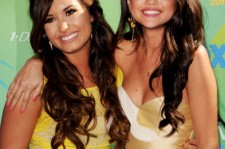 Demi Lovato and Selena Gomez.