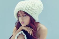 KARA Hara The Celebrity Magazine October 2015 Photoshoot Fashion