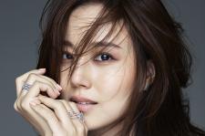 Korean Actress Moon Chae Won InStyle Magazine October 2015 Photoshoot Fashion