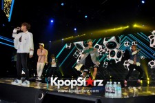 A Beautiful Reunion Between B2UTY And BEAST In Singapore