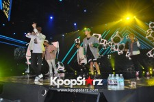 BEAST Wows Crowd With Awesome Performance In Singapore [PHOTOS]