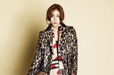 After School Uee Style Chusun Magazine October 2015 Photoshoot Fashion
