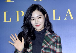 Girls Generation[SNSD] Tiffany Attends RALPH LAUREN POLO Store Opening Event