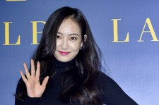 f(x) Victoria Attends RALPH LAUREN POLO Store Opening Event