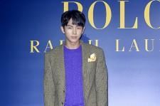 2AM's Im Seulong Attends RALPH LAUREN POLO Store Opening Event