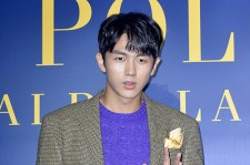 2AM's Im Seulong Attends RALPH LAUREN POLO Store Opening Event